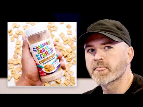 Cinnamon Toast Crunch Releases