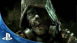 PlayStation E3 2014   Batman: Arkham Knight   Live Coverage (PS4)