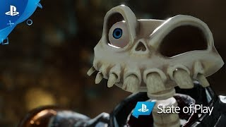 MediEvil | State of Play Release Date Trailer | PS4, deutsch
