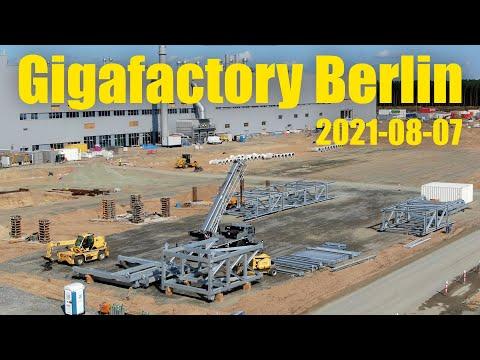 Giga Berlin | 2021-08-07 | Pipe Bridge