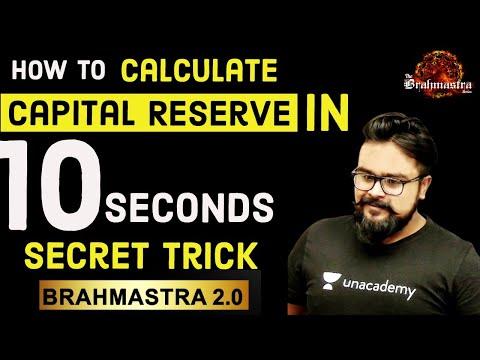 Capital reserve in
