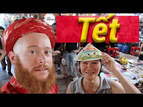 Tet in Ben Thanh Market (Part 2)