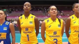 2017-07-14 Brazil-Serbia Group 1 Volleyball World Grand Prix 2017 Week 2