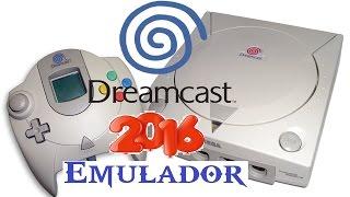 Emulador de Sega Dreamcast-NullDC PC 2017 configurado y completo 100% funcionable español HD