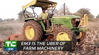 EM3 brings the sharing economy to India's farms