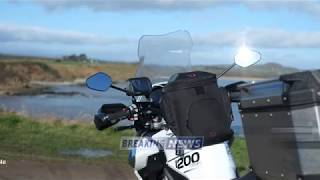 2018 Triumph Tiger 1200 - from new to first service