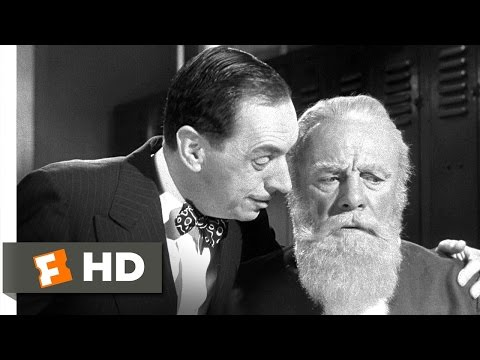 Miracle on 34th Street (1/5) Movie CLIP - The Commercialization of Christmas (1947) HD