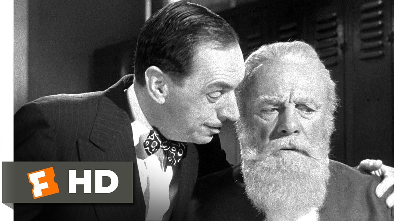Miracle On 34th Street 1 5 Movie Clip The Commercialization Of Christmas 1947 Hd Youtube