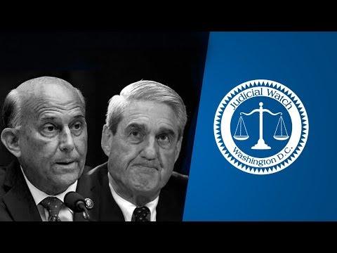 Inside Judicial Watch: Mueller UNMASKED--Featuring Congressman Louie Gohmert