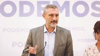 Podemos Región de Murcia anuncia el inicio del curso político 2018/19
