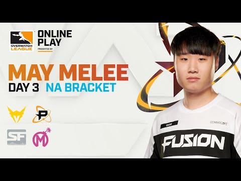 Stream: OW League S3 - Overwatch League 2020 Season   May Melee NA  