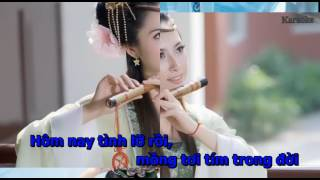 Karaoke TRẦN Cao Hoàng Thy (Mực Tím Mồng Tơi  ) Xin Mời Các Nữ Ca Sĩ