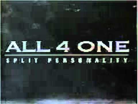 [3] All 4 One - I Prayed 4 U