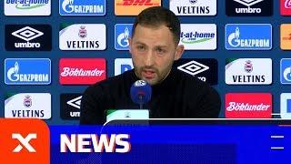 DomenicoTedesco über Bayern, Leon Goretzka und Robert Lewandowski | Bayern München - Schalke 04