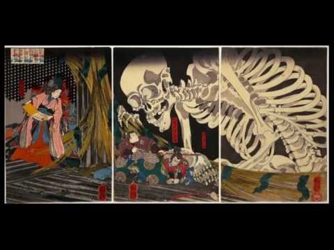 Utagawa Kuniyoshi's Vibrant Style- Dillon Davis