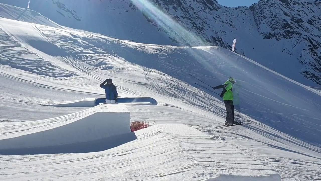 Ski Fails