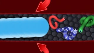 Slither.io | WORLDS LONGEST SLITHER.IO SKIN EVER!