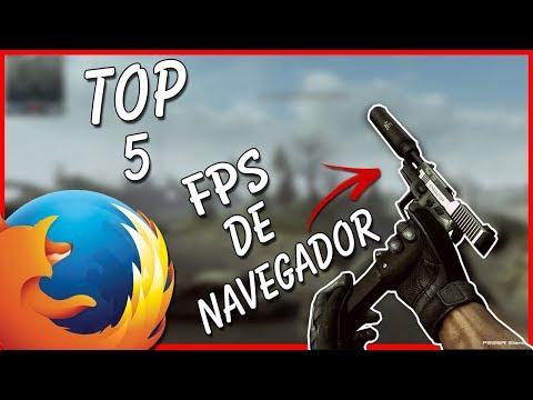 TOP 5 - Melhores Jogos De FPS De Navegador Que Rodam Em QUALQUER PC - 2018