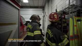 Adam Wilkinson: 2013 Liberty Mutual Insurance National Firemark Award Nominee