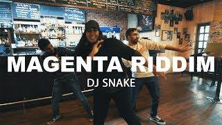 DJ Snake | Magenta Riddim | Farah Siraj ft. Nebal Shaffi & Sourav Rakesh