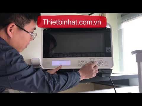 Lò Vi Sóng Toshiba ER ND300 Nội địa Nhật Bản