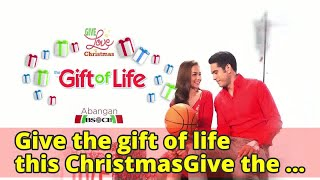 Give the gift of life this ChristmasGive the gift of life this Christmas