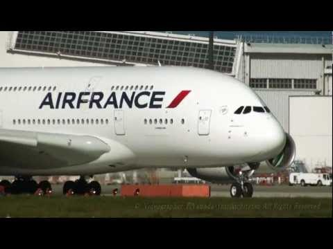 【Full HD】 ~THE BIG JET~ Airbus A380 Only!!  @Narita Airport