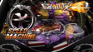 Pinball FX2 •Speed Machine• Deutsch - Let's Play