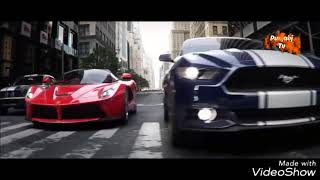 Death Route Song Sidhu Moose Wala Full Video cars
