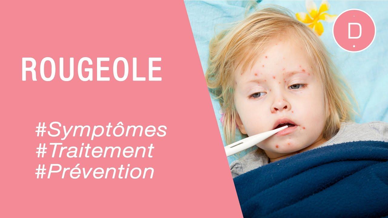 Bevorzugt Soigner et prévenir la rougeole - Maladies infantiles - YouTube NJ84