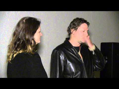 VTXIFF 2013  Now Forager' QA w Jason Cortlund & Julia Halperin