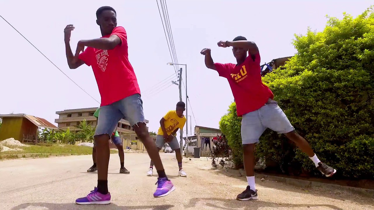 Star  Moni  - Problem Dance Cover By Allo Dancers