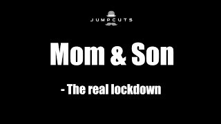 Mom & Son - The real lockdown | Jump Cuts | Hari Baskar | Naresh Dillibabu