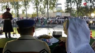 Świętokrzyskie Dożynki Wojewódzkie 2012 w Pińczowie
