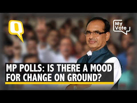 Madhya Pradesh Elections 2018: Is There a Mood For Change On Ground ? | The Quint