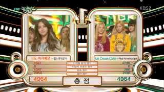 Video [150327] Red Velvet No.1 (1st Win) + Encore @ Music Bank [HD] download MP3, 3GP, MP4, WEBM, AVI, FLV Juli 2018