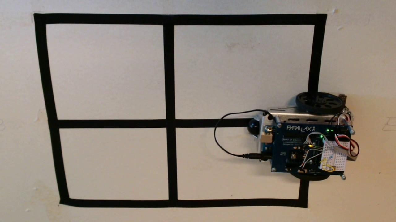 Arduino Parallax Robot Shield