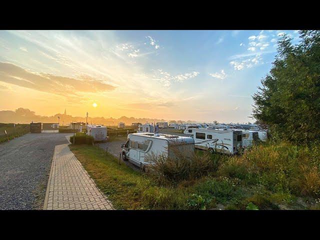 Camperplaats Maastricht