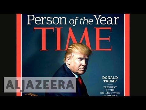 Trump named Time Magazine