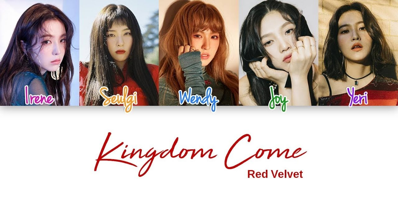 Red Velvet – Kingdom Come
