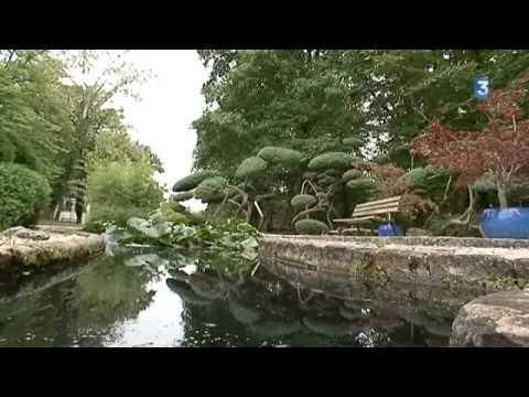 PAYSAGES : Le Parc Floral de la Source à Orléans