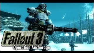 Fallout 3:Operacion Anchorage Gameplay Español parte 1 Realidad Virtual