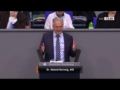 Verfassungsschutzrecht - Dr. Hartwig AfD 10.06.2021 - Bananenrepublik