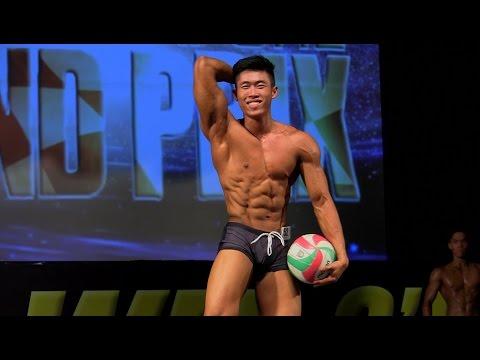Singapore Grand Prix 2016 - Men's Sports Model (Under-24)(M-Class)
