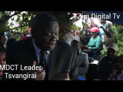 "Tsvangirai ""Army also suffering for defending Mugabe"""