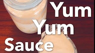 Yum Yum Sauce recipe is the popular hibachi sauce for steak house. how to make Yum yum sauce is mixed with mayo and seasonings. It's popular sauce in ...