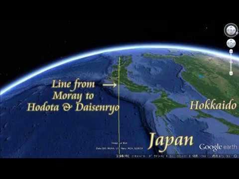 2442【20重】Hiroshi Hayashis Line Theory・Daisenryo Mound, Osaka, Japanはやし浩司のライン理論・大仙陵とは何か