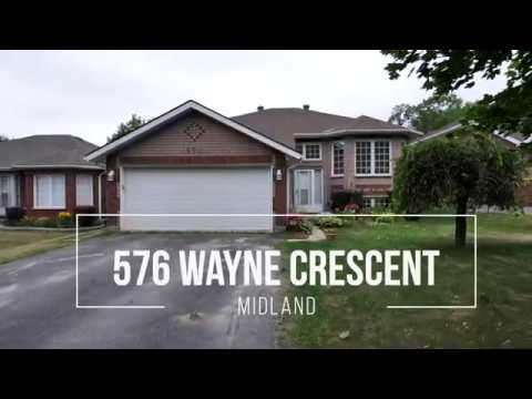 576 Wayne Cr Midland Ontario | Barrie Real Estate Tours