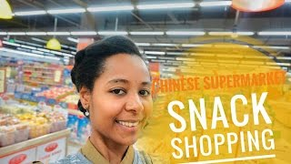 CHINESE SUPERMARKET, SNACK SHOPPING | VEDA: DAY 4