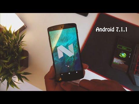 Best 7.1.1 ROM For Nexus 5 Review.! (Pixel Features/OTA Updates).!